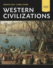 Western Civilizations 18th Edition 9780393922134 0393922138
