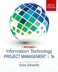 Information Technology Project Management, Revised 7th Edition 9781285847092 1285847091