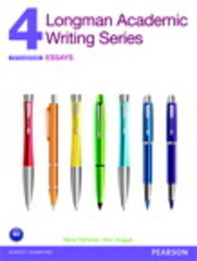 Longman Academic Writing Series 4 5th Edition 9780132915694 0132915693
