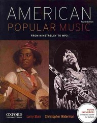 American Popular Music 4th edition 9780199859115 0199859116
