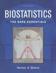 Biostatistics 5th Edition 9781607951780 1607951789
