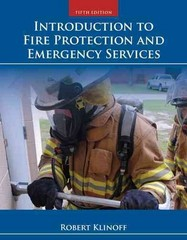 Introduction to Fire Protection and Emergency Services 5th Edition 9781284032987 1284032981