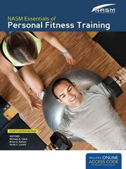 NASM Essentials of Personal Fitness Training 4th Edition 9781284036800 1284036804