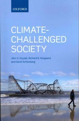 Climate-Challenged Society 1st Edition 9780199660117 0199660115