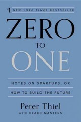 Zero to One 1st Edition 9780804139298 0804139296