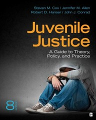 Juvenile Justice 8th Edition 9781452258232 1452258236