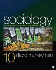 Sociology 10th Edition 9781452275949 1452275947