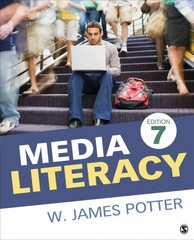 Media Literacy 7th Edition 9781483306674 1483306674