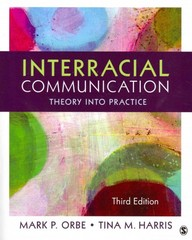 Interracial Communication 3rd Edition 9781452275710 1452275718