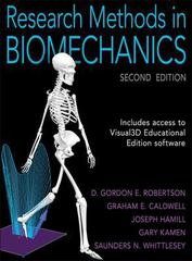 Research Methods in Biomechanics, Second Edition 2nd Edition 9781450463867 145046386X