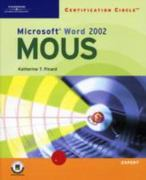 Certification Circle: Microsoft Office Specialist Word 2002-Expert 1st edition 9780619057169 0619057165