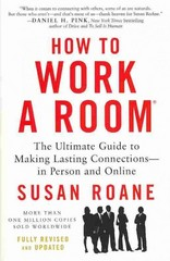 How to Work a Room 25th Edition 9780062295347 0062295349
