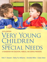 Very Young Children with Special Needs 5th Edition 9780133112153 0133112152