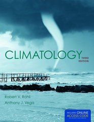 Climatology 3rd Edition 9781284032307 1284032302