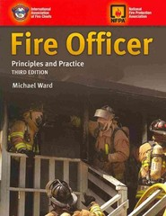 Fire Officer: Principles and Practice 3rd Edition 9781284026672 1284026671
