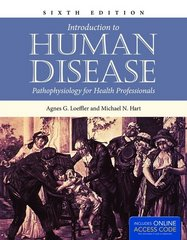 Introduction to Human Disease 6th Edition 9781284038811 1284038815