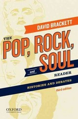 The Pop, Rock, and Soul Reader 3rd Edition 9780199811700 0199811709