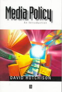 Media Policy 1st edition 9780631204343 0631204342