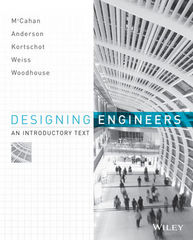 Designing Engineers 1st Edition 9781118804223 1118804228