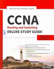 CCNA Routing and Switching Deluxe Study Guide 1st Edition 9781118789704 1118789709