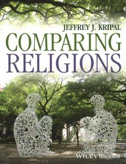 Comparing Religions 1st Edition 9781405184588 1405184582
