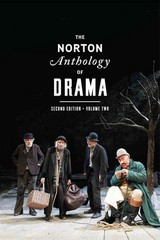 The Norton Anthology of Drama 2nd Edition 9780393921526 0393921522