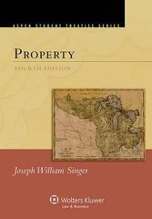 Property 4th Edition 9781454839279 1454839279