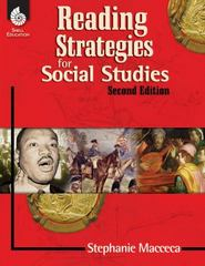 Reading Strategies for Social Studies 2nd Edition 9781425811594 1425811590