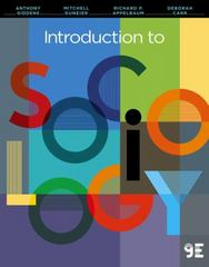Introduction to Sociology 9th Edition 9780393922196 0393922197