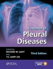 Textbook of Pleural Diseases, Third Edition 3rd Edition 9781482222500 1482222507