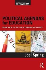 Political Agendas for Education 5th Edition 9780415828154 0415828155