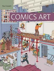 Comics Art 1st Edition 9780300204018 0300204019