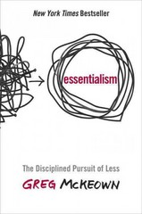 Essentialism 1st Edition 9780804137386 0804137382