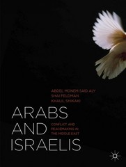Arabs and Israelis 1st Edition 9781137290823 113729082X