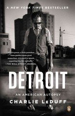 Detroit 1st Edition 9780143124467 0143124463