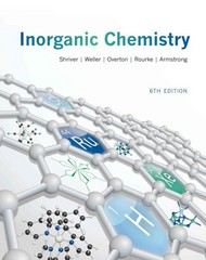 Inorganic Chemistry 6th Edition 9781464176814 1464176817