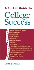 A Pocket Guide to College Success 1st Edition 9781457663420 1457663422