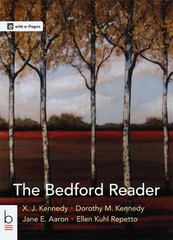 The Bedford Reader 12th Edition 9781457672927 1457672928