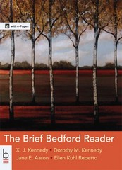 The Brief Bedford Reader 12th Edition 9781457672903 1457672901