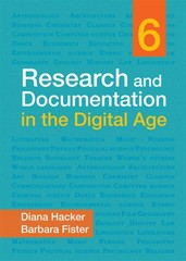 Research and Documentation in the Digital Age 6th Edition 9781457696404 1457696401