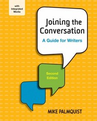 Joining the Conversation 2nd Edition 9781457685286 1457685280