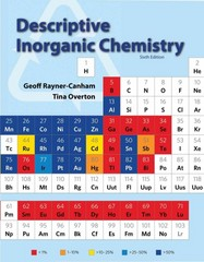 Descriptive Inorganic Chemistry 6th Edition 9781464176807 1464176809