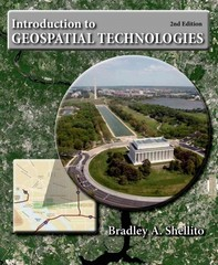 Introduction to Geospatial Technologies 2nd Edition 9781464133459 146413345X
