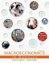 Macroeconomics in Modules 3rd Edition 9781464139055 1464139059