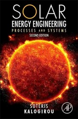 Solar Energy Engineering 2nd Edition 9780123972705 0123972701