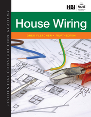 Residential Construction Academy: House Wiring 4th Edition 9781305178502 1305178505
