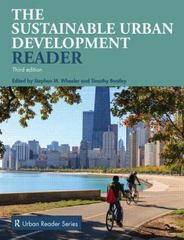 Sustainable Urban Development Reader 3rd Edition 9780415707763 0415707765