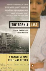 The Bosnia List 1st Edition 9780143124573 0143124579