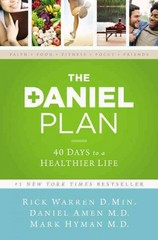 The Daniel Plan 365-Day Devotional 1st Edition 9780310345664 0310345669