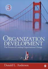 Organization Development 3rd Edition 9781452291574 1452291578